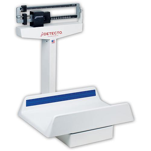 Detecto 450 Beam Pediatric Scale - 130 lb x 1 oz