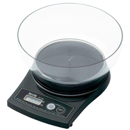 Tanita KD-160BK Digital Cooking Scale 2000 x 1g - 70 x 0.05 oz