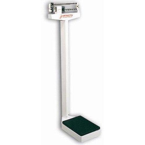 Detecto 2371 Mechanical Eye-Level Physician Scale 180 kg  x 100 g