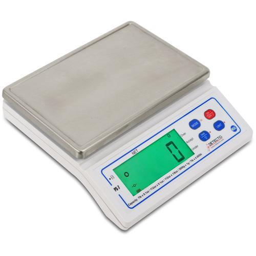 Detecto PS-7 Digital Portion Control Scale 7 lb Capacity