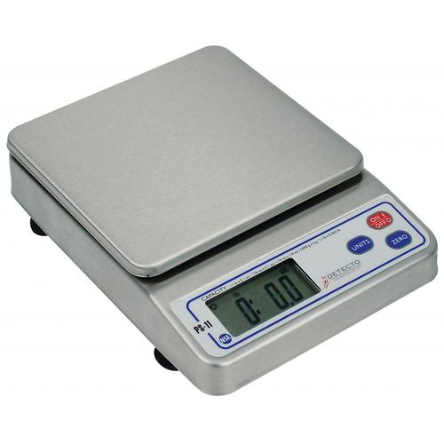 Detecto PS-11 Digital Portion Control Scale 11 lb Capacity