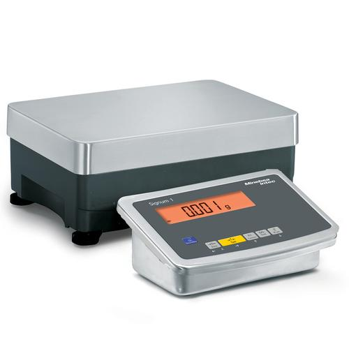 Minebea Signum SIWRDCP-V7 Washdown Leve 1 Industrial Scale 6 kg x 0.2 g