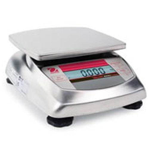 Ohaus Valor 3000 Xtreme V31X6N Compact Scale Legal for Trade, 6000 x 1 g