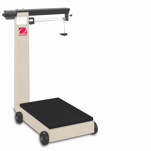Ohaus mechanical floor beam scale 1000 lb x 0 5 lb for 1000 lb floor scale