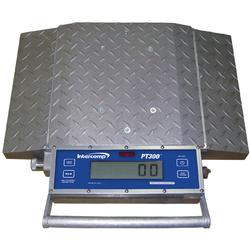 Intercomp PT300 100128 Digital Wheel Load Scale, 20000 x 10 lb