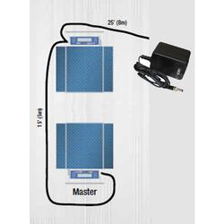 Intercomp Part 100492 Universal Charger for 2  PT300 / PT300DW scales (100-240VAC)  (Must Order W Scale)