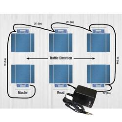 Intercomp Part 100494 Universal Charger for 6 PT300  PT300DW  scales (100-240VAC) (Must Order W Scale)