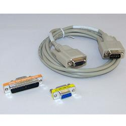 Ohaus 80252573 RS232 Cable & Adapter, 80252042 Printer to Champ Multifunctional