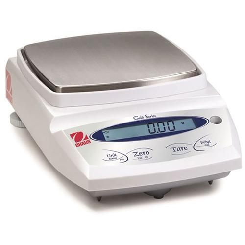 Ohaus PAJ PAJ812N Gold Series Scale Legal for Trade, 810g x 0.01g
