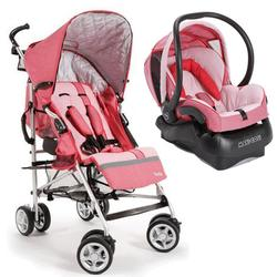 Maxi Cosi Lily Pink Travel System