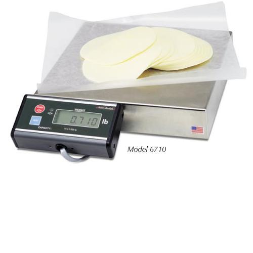 Avery Berkel 6702 Point of Sale Bench Scale 9504-16422, 30lb x 0.01lb