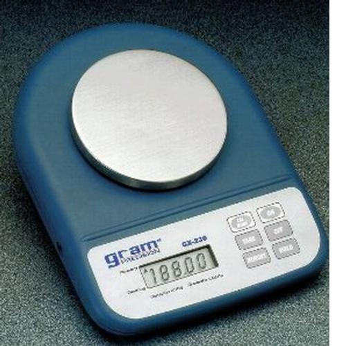 Gram Precision Fuzion MP-500 Digital Scale, 500 x 0.1 g