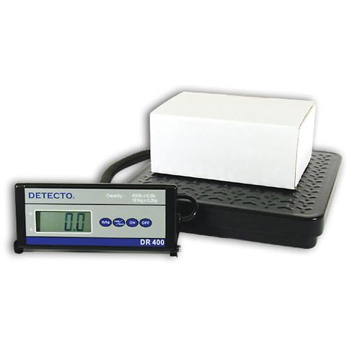 Detecto Dr400 Low Profile Platform Scales 400 Lb X 5 Lb Coupons And Discounts May Be Available