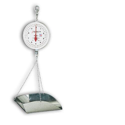 Detecto MCS-40DP Scoop Scale 40 Ib capacity,Double Dial