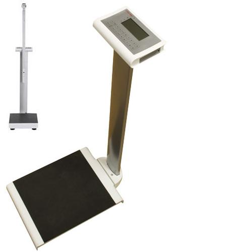 MedWeigh MS-3900 Digital Column Scale with Height Rod 660 x 0.1 lb
