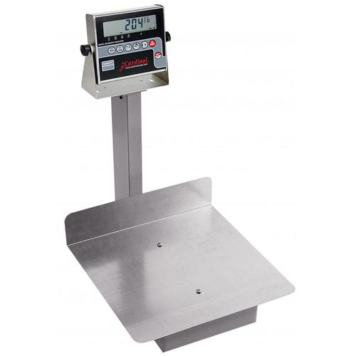 Detecto  7045G Digital Bench Scale,400 lb x .2 lb