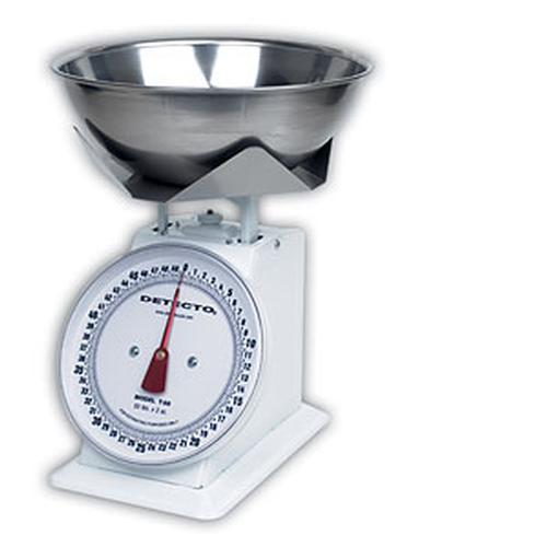 Detecto T50B TB Series Multi-Purpose Dial Scales,50 lb x 2 oz