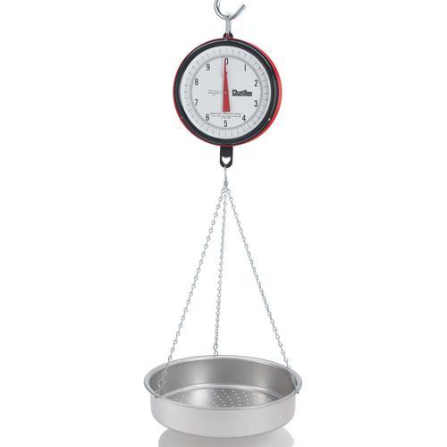 Chatillon 0740DD T CAS Century Series Hanging Scale, 40 Lb X 1 Oz