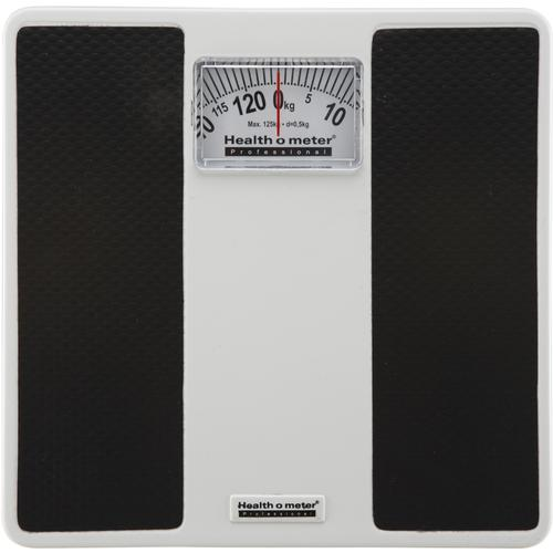 HealthOMeter 100LBS Bathroom Floor Dial Scale,270 x 1lb