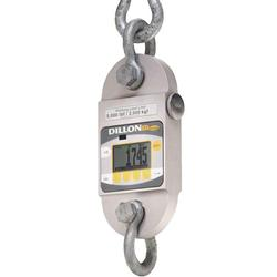 Dillon EDXtreme Dynamometers with two Shackles, Backlight and Radio