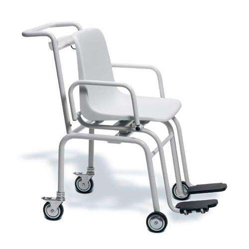 Seca 952 Mobile Digital Chair Scale, 440 lb x 0.2 lb