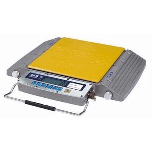 CAS RW-10L Wheel Weighing Scale Legal for Trade, 20000 x 50 lb