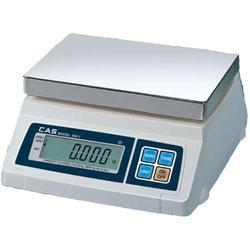 CAS SW series portable digital scale