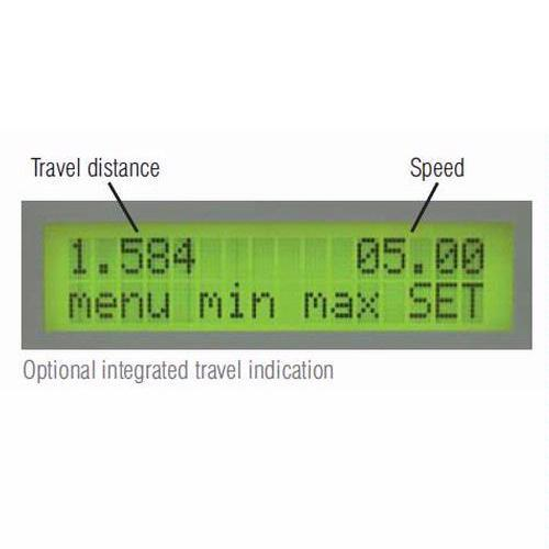 Mark-10 ESM301L-001 Integrated Travel Indication With RS-232 Output for ESM-301 Motorized Test Stand