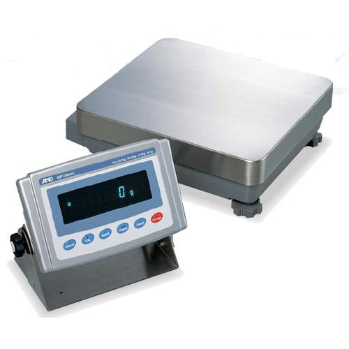 AND Weighing GP-32KS Industrial Scale, 31kg x 0.1 g, remote