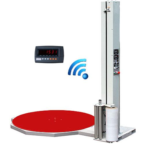 DigiWeigh SWM-301 Wrap Machine with Wireless Scale 4000 x 1 lb