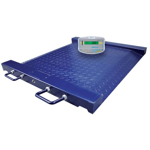 Adam Equipment PTM-500-GK Drum Wheelchair Scale (GK Indicator), 1100 x 0.2 lb