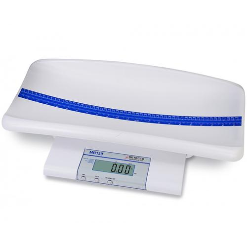 Detecto MB-130 Digital Pediatric Scale -  0-20  x 0.01 lb and 20-40 x 0.02 lb