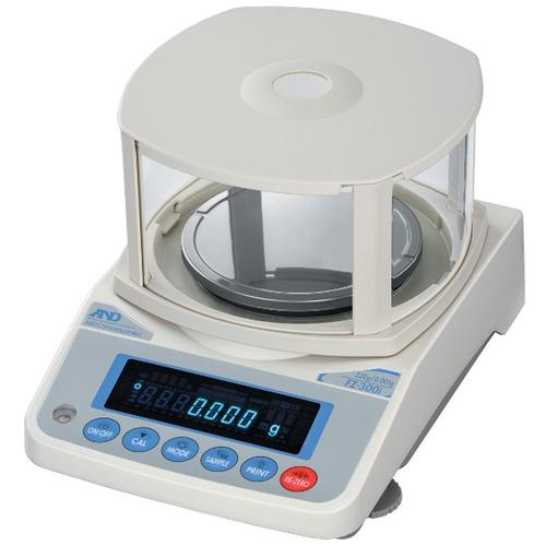 AND Weighing FZ-300i Internal Calibration Balance, 320 x 0.001 g with Breeze Break (3.4inch High)