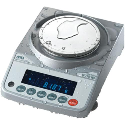 AND Weighing FX-3000iWP (External Calibration) Water Proof/Dust Proof Precision Balance, 3200 x 0.01 g