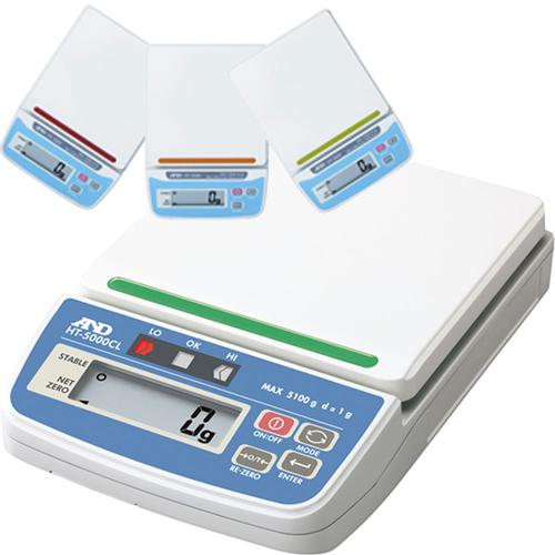 AND Weighing HT-300 Compact Scales, 310 g x 0.1 g