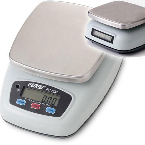 Doran PC500-10-Rear General Purpose Scale Legal for Trade w/ Rear Display 10 x 0.005 lb