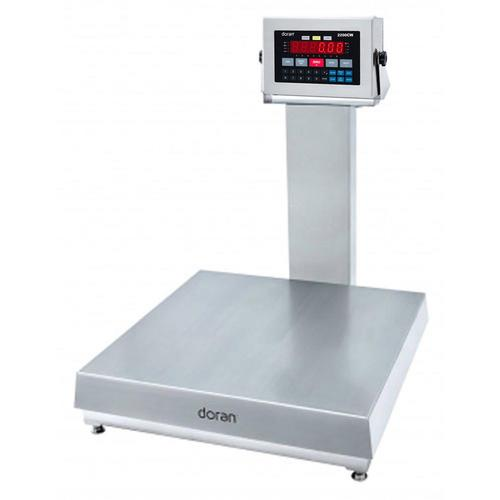 Doran APS22100CW/18S Legal For Trade 18 x18 Checkweighing Scale 100 x 0.02 lb