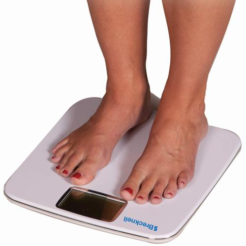 Brecknell BS-180 Bathroom Scale 396 x 0.2 lb