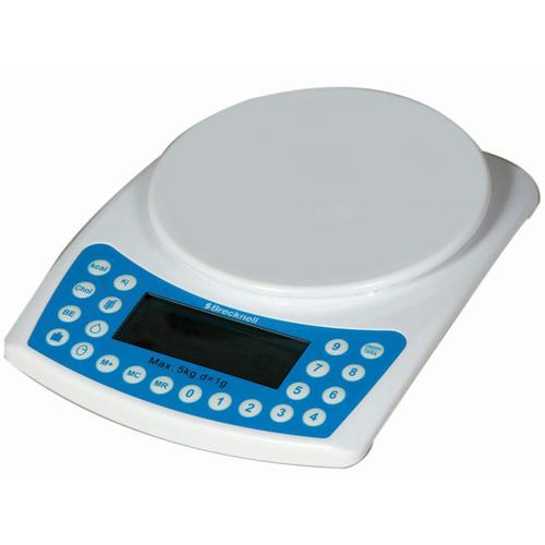 Brecknell DS-1 Kitchen Dietary Scale 5000 g x 1 g