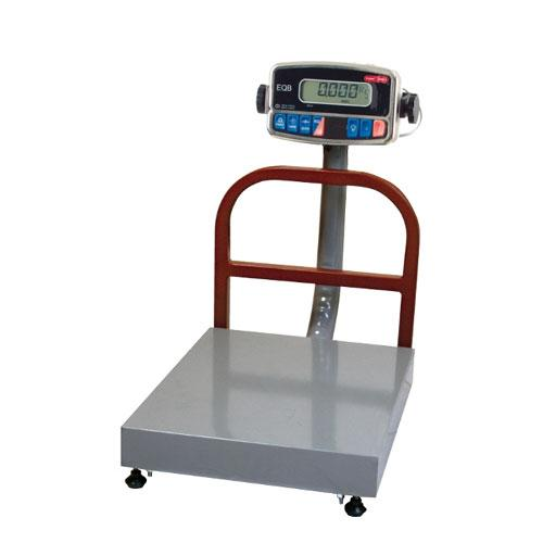 TorRey EQB-50/100-NT Legal for Trade Shipping Receiving Bench Scale 100 x 0.020 lb