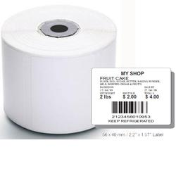 Torrey TR-8010B 58 x 40mm Thermal labels 1 Roll (1500 Lables)