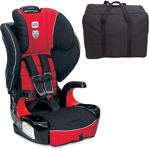 britax e9lh34l frontier 90 combination harness 2 booster seat congo with a car seat travel bag. Black Bedroom Furniture Sets. Home Design Ideas