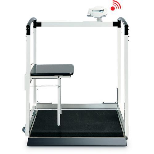 Combo Chair Ii: Seca 684 Combo Handrail, Chair, Wheelchair Scale, 800 X 0