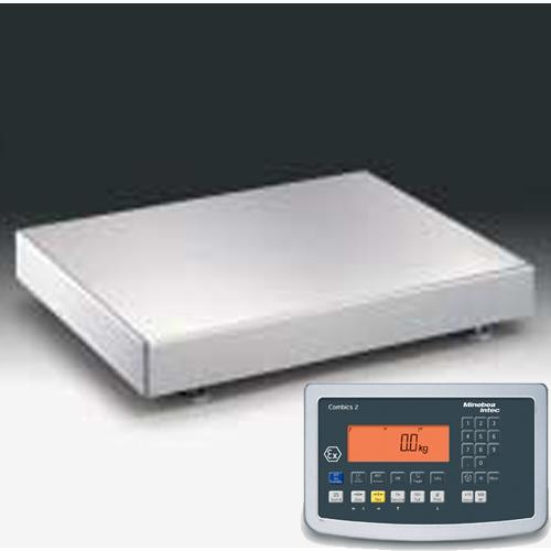 Minebea IS150IGG-HXKT Explosion Proof Scale - 150kg x 1g