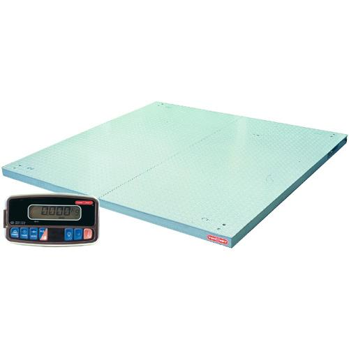 TorRey PLP-4/4-5000/10000 Legal for Trade 4 x 4 Floor Scale 10000 x 2 lb