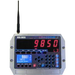 MSI-9850 (502426-0001) Cellscale RF Digital Indicator