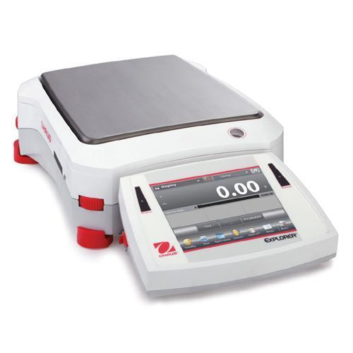 Ohaus EX35001 Explorer High Capacity Toploading//Bench Scale 35kg x 0.1g