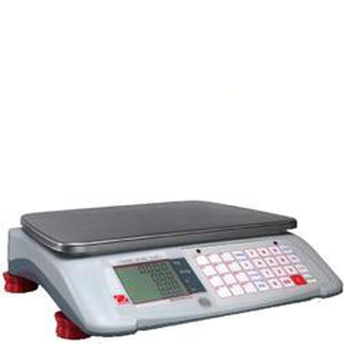 Ohaus A71P15DNUS Aviator 7000 Advanced Price Computing Retail Scale, 15 x 0.005 lb - 30 x 0.01 lb