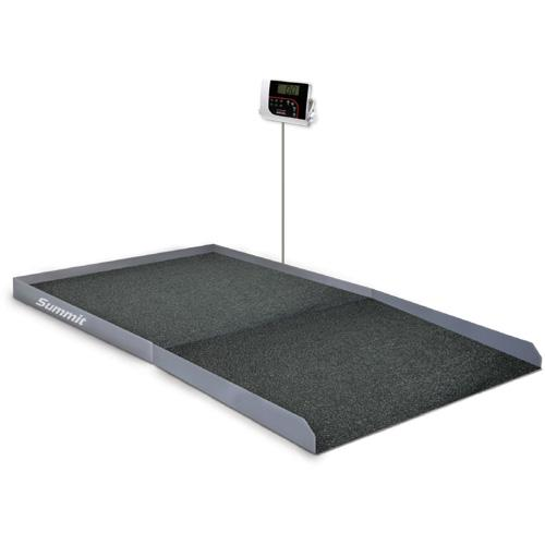 Rice Lake SB-1150 Summit Bariatric Wheelchair Scale, 1000 x 0.2 lb