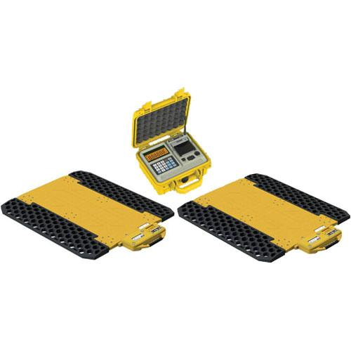 CAS RWT-910F - Wireless Wheel Weighing Scale with Indicator 20,000 x 10 lb